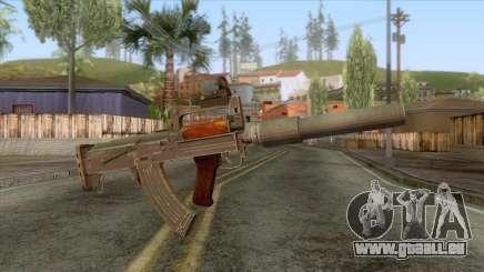 Playerunknown Battleground - OTs-14 Groza v4 für GTA San Andreas