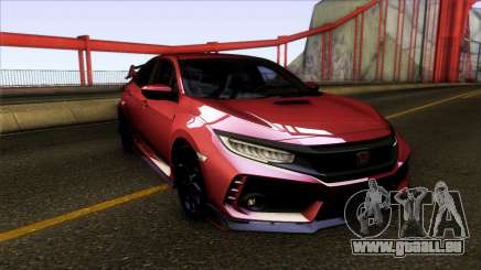 Honda Civic Type R 2017 für GTA San Andreas