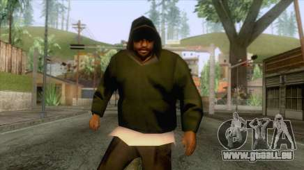 New Groove Street Skin 7 pour GTA San Andreas