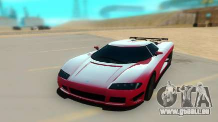 Overflod Entity XF Next Gen pour GTA San Andreas