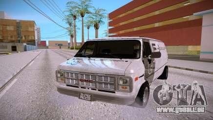 GMC Vandura für GTA San Andreas