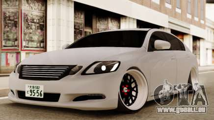Lexus GS450H für GTA San Andreas
