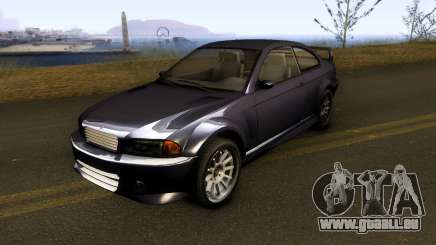 Ubermacht Sentinel XS Classic pour GTA San Andreas