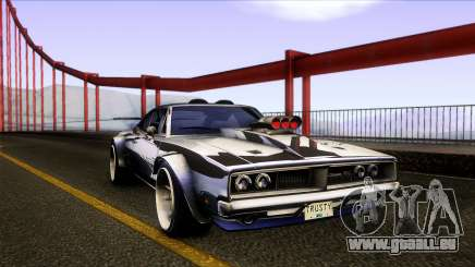 Dodge Charger 1970 pour GTA San Andreas