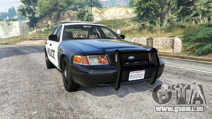 Ford Crown Victoria LSPD [replace] für GTA 5
