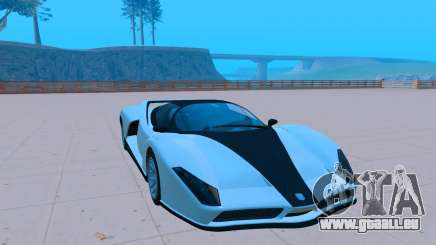Grotti Cheetah Next Gen pour GTA San Andreas