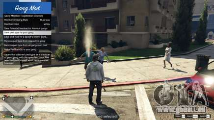 Gang and Turf Mod 1.3.9 pour GTA 5
