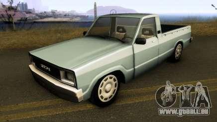 Mazda Vanet für GTA San Andreas