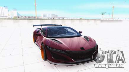 Honda NSX Liberty Walk pour GTA San Andreas