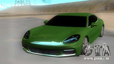 Porsche Panamera 4s für GTA San Andreas