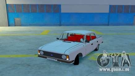 IZH 412 für GTA 4