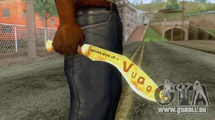 The VuQo - Kukri für GTA San Andreas
