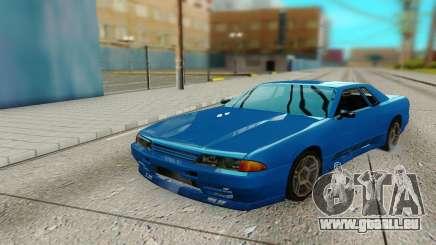 Nissan Skyline GTR R-32 für GTA San Andreas