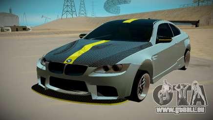 BMW M3 JUCA pour GTA San Andreas