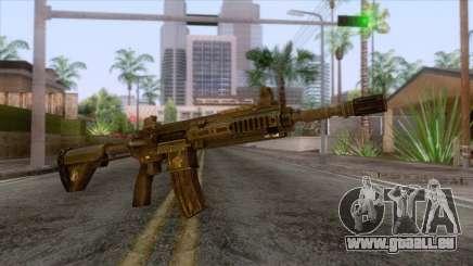 M-27 Assault Rifle für GTA San Andreas