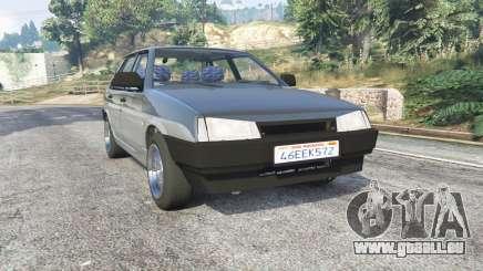 VAZ 21099 Sat-v1.1 [ersetzen] für GTA 5