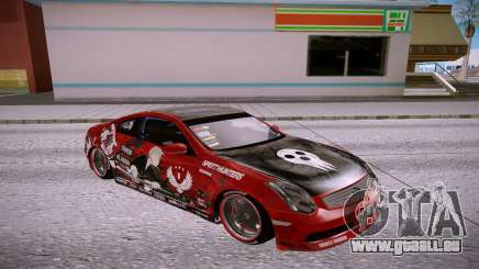 Infiniti G35 Coupe pour GTA San Andreas