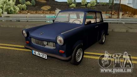 Trabant 601 Stock pour GTA San Andreas
