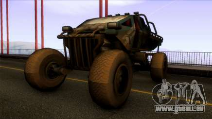 Civilian Pickup From Red Faction Guerrila pour GTA San Andreas