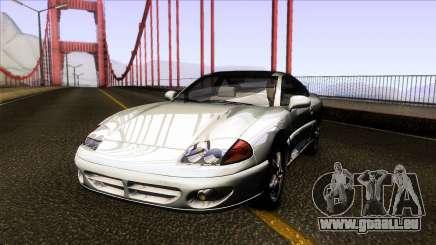 Dodge Stealth Twin Turbo 1994 für GTA San Andreas