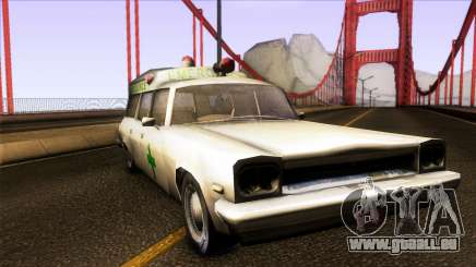 Driver PL Meat Wagon pour GTA San Andreas