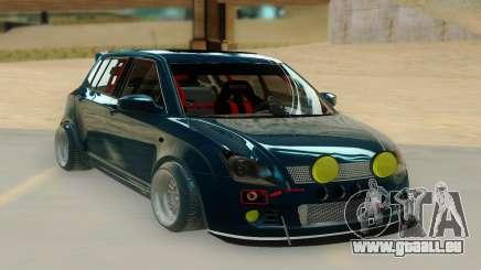 Suzuki Swift für GTA San Andreas