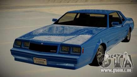 Declasse Sabre 550SS für GTA San Andreas