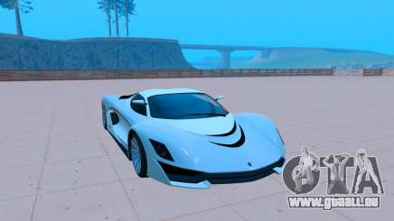 Grotti Turismo R Next Gen pour GTA San Andreas