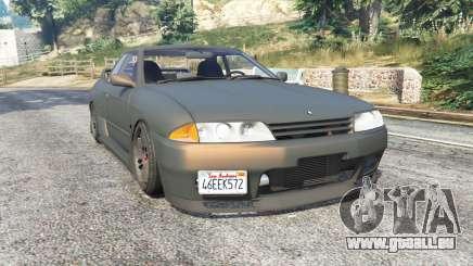 Nissan Skyline GT-R (BNR32) v0.5 [replace] pour GTA 5