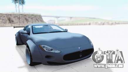 Maserati GranTurismo pour GTA San Andreas