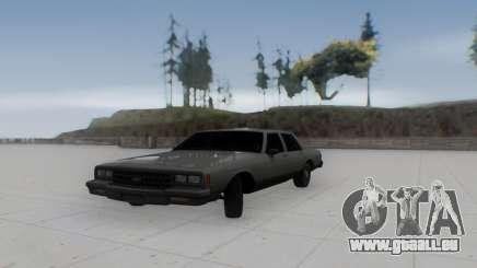 Chevrolet Impala 1984 für GTA San Andreas