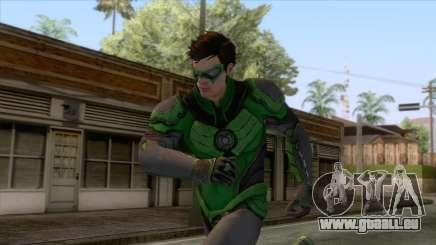 Injustice 2 - Green Lantern Skin für GTA San Andreas