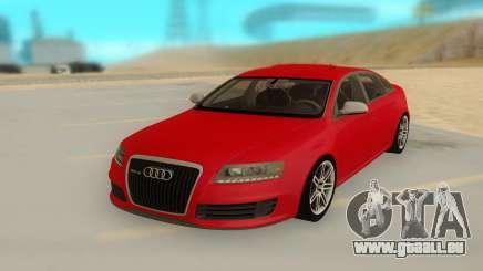 AUDI RS 6 pour GTA San Andreas