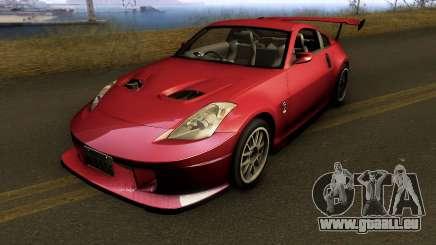Nissan 350Z Ikeda Ryuji pour GTA San Andreas