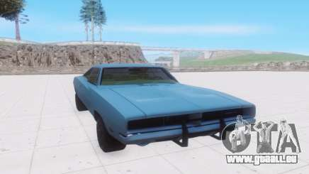 1969 Dodge Charger RT pour GTA San Andreas