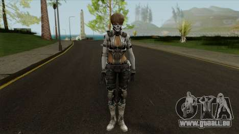 Maven Regular from Ghost in Shell First pour GTA San Andreas