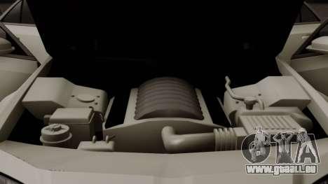 Chrysler 300C pour GTA San Andreas salon