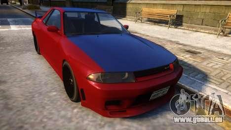 Annis Elegy Retro V1.1 für GTA 4 Innenansicht
