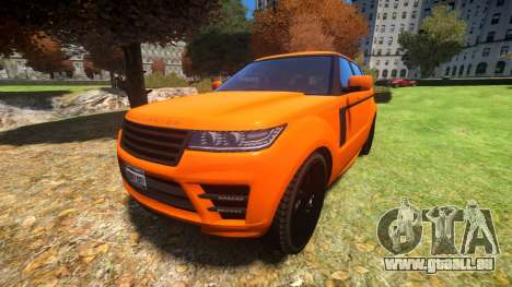 Gallivanter Baller LE pour GTA 4