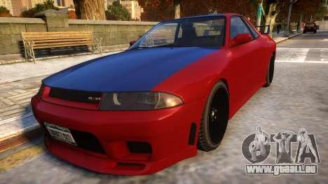 Annis Elegy Retro V1.1 für GTA 4