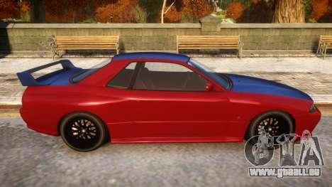 Annis Elegy Retro V1.1 für GTA 4 Rückansicht