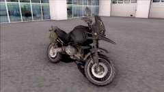 Motorrad aus dem Spiel PUBG für GTA San Andreas