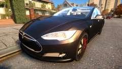 2016 Tesla Model S P90D pour GTA 4