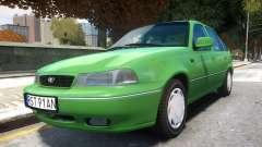 1996 Daewoo Nexia 5d GTX für GTA 4