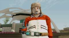 Doctor Who The Adventure Games Cyber Chrisolm pour GTA San Andreas