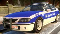 Declasse Merit Boston Police Department für GTA 4
