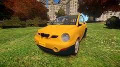 1997 Daewoo Matiz pour GTA 4