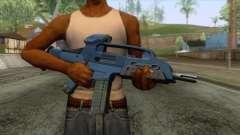 XM8 Compact Rifle Blue