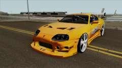 Toyota Supra JDM pour GTA San Andreas