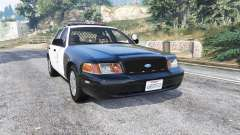 Ford Crown Victoria LAPD CVPI v3.0 [replace]